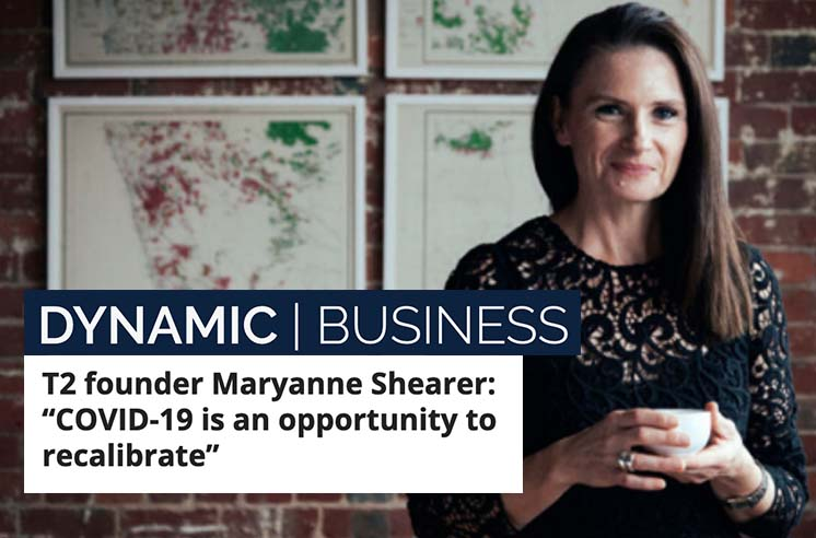 "Dynamic Business: ""COVID-19 is an opportunity to recalibrate"""